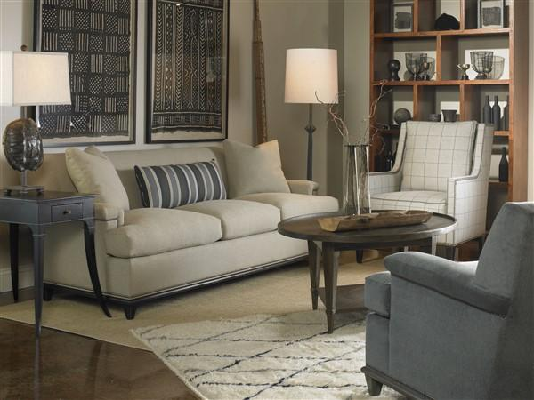 A Living Room with Stylish Furniture