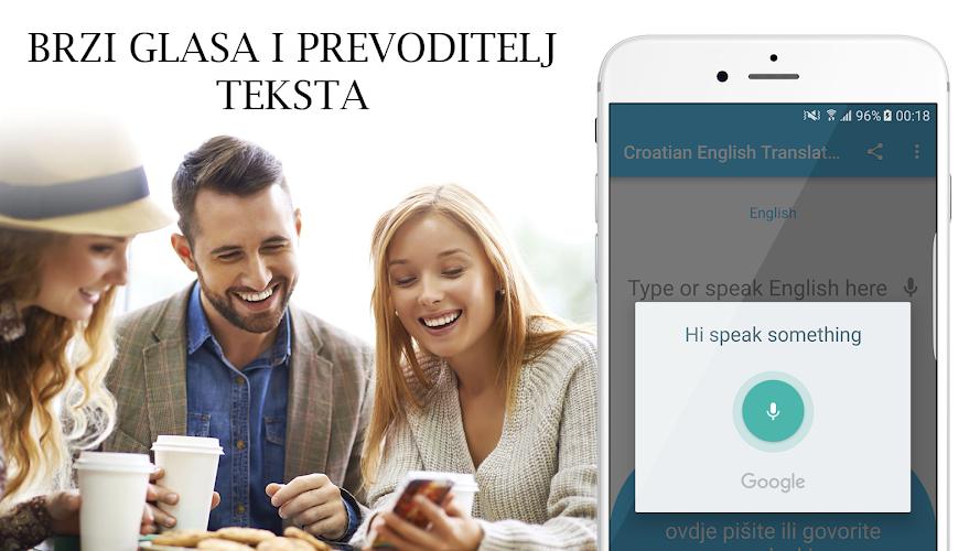 Hrvatski Engleski Prevoditelj Besplatni Rječnik Apk