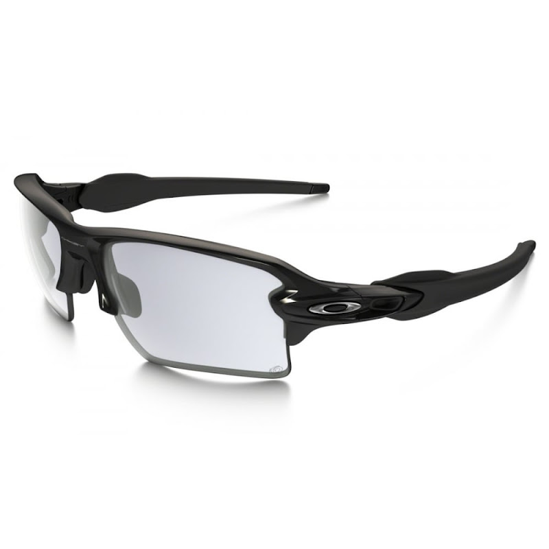 Oakley Flak 2.0 Polished Black and Photochromatic