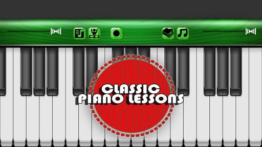 经典钢琴课