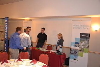 Photo: 2013 Career Fair - Genivar