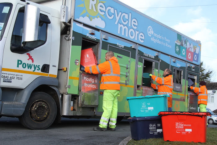 Newtown's festive refuse collections announced