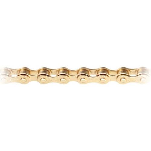 """Izumi ECO 1/8"""" Chain, Gold"""