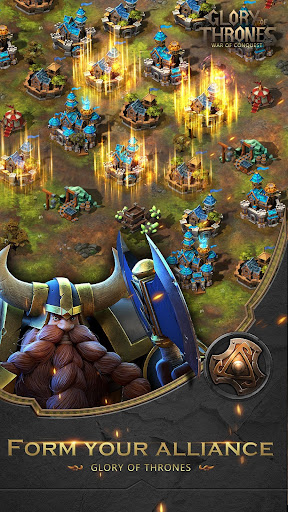 Glory of Thrones: War of Conquest 1.0.4 screenshots 5