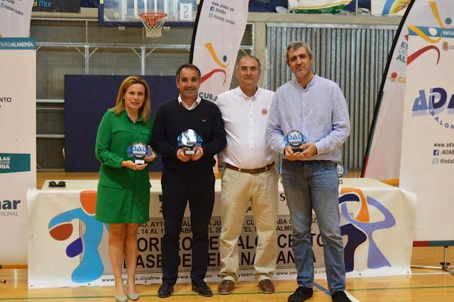 Juanjo Segura clausuró el gran evento.