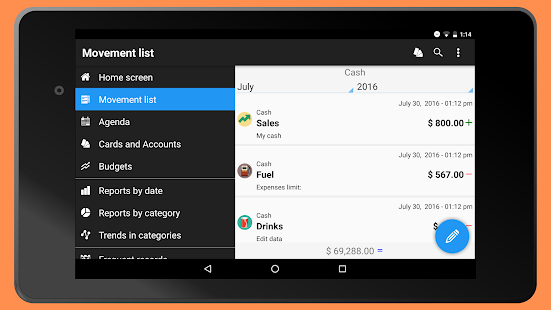 App Daily Expenses 3: Personal finance APK for Windows Phone
