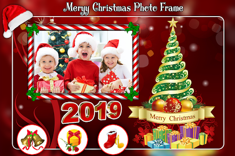Download Christmas Photo Frame 2019 For PC Windows and Mac apk screenshot 1