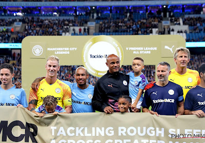 🎥 Samenvatting Testimonial Match: Eén brok nostalgie en goals van Keane, Petrov, Van Persie en Benjani