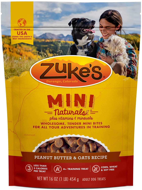 Tiny treats perfect for dog walks