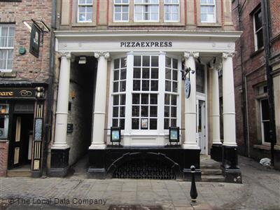 Pizzaexpress On Saddler Street Restaurant Italian In
