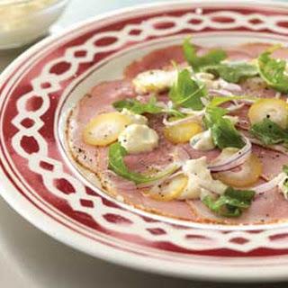 Knuckle Ham Tonnato Recipe