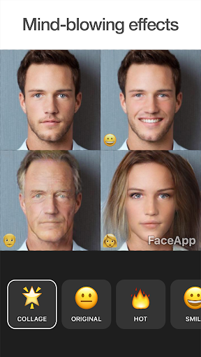 FaceApp Apps (apk) gratis te downloaden voor Android/PC/Windows screenshot