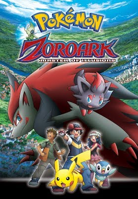 Pokemon Zoroark Master Of Illusions Movies On Google Play