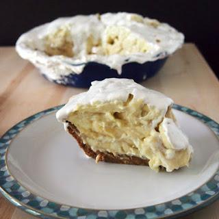Emeril's Famous Banana Cream Pie
