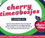 CherryTime@Bosjes : BOSJES