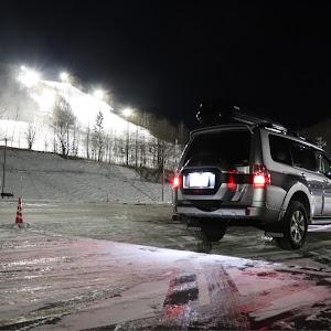 パジェロ V98W FINAL EDITIONのカスタム事例画像 ゆういち@北海道の右のほうさんの2020年01月26日22:53の投稿