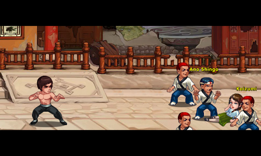 One Punch Boxing - Kung Fu Attack 2.3.4.1 screenshots 1