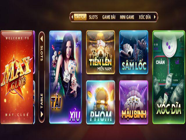 Một số game đánh bài hot hiện nay tại web Keonhanh