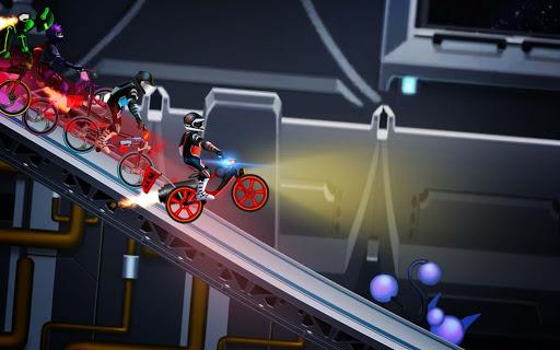 High Speed Extreme  Bike Race Game: Space Heroes 3.39 screenshots 6