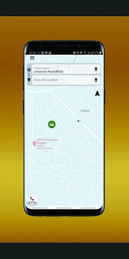 Hello Taxi Passenger ET screenshot 2
