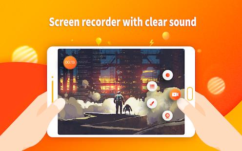 Screen Recorder, Video Recorder, V Recorder Editor Screenshot