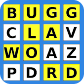 Word Dots - Find Target Words