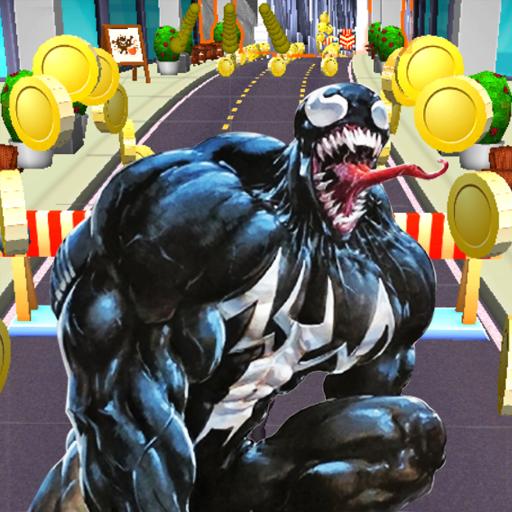 Spider Venom Hero Run