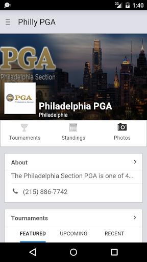 Philadelphia Section PGA