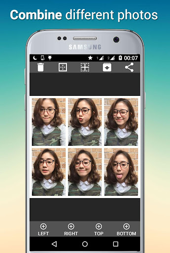 Tiled Photo Collage for PC