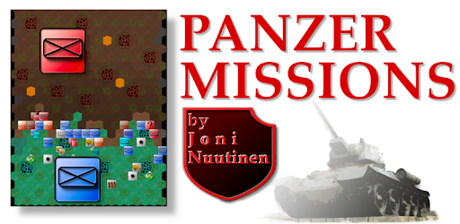 Highly rated turn-based strategy board game: Panzer Missions