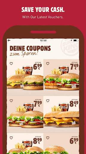BURGER KINGu00ae  screenshots 2