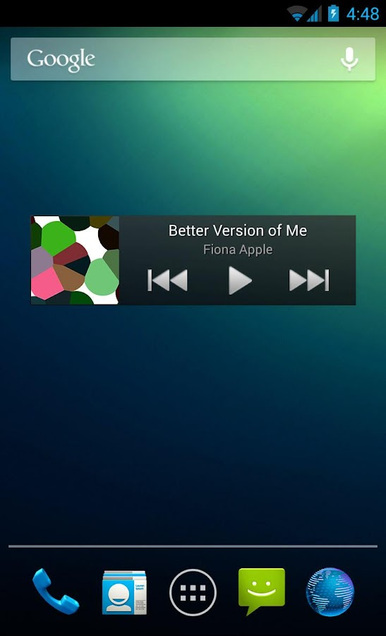 Remote for iTunes- screenshot