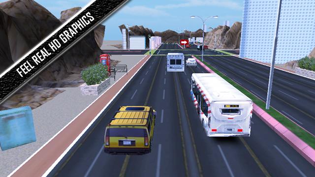 Скриншот Bus Simulator 3D Game