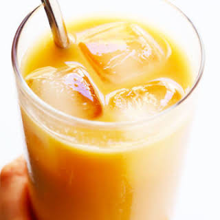 5-Minute Iced Rooibos Latte.