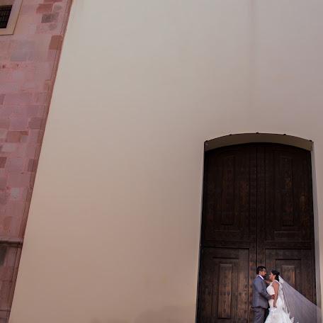 婚礼摄影师 Iván Garay Guevara (IvanGarayGuev). 06.10.2016的图片