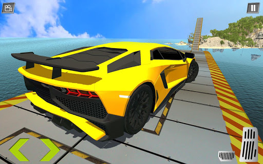 Extreme Mega Ramp - Car Flip Stunts 1.1 screenshots 13