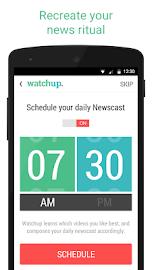 Watchup: Video News Daily Screenshot 7