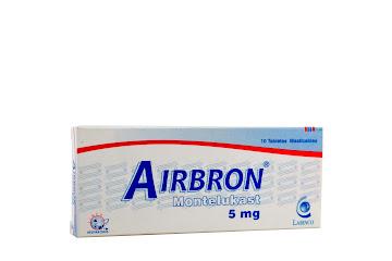 Solo Online Airbron 5 Mg Tab/Comp x   10 Und