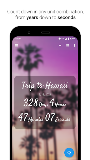 Time Until | Beautiful Countdown App + Widget Apk 2