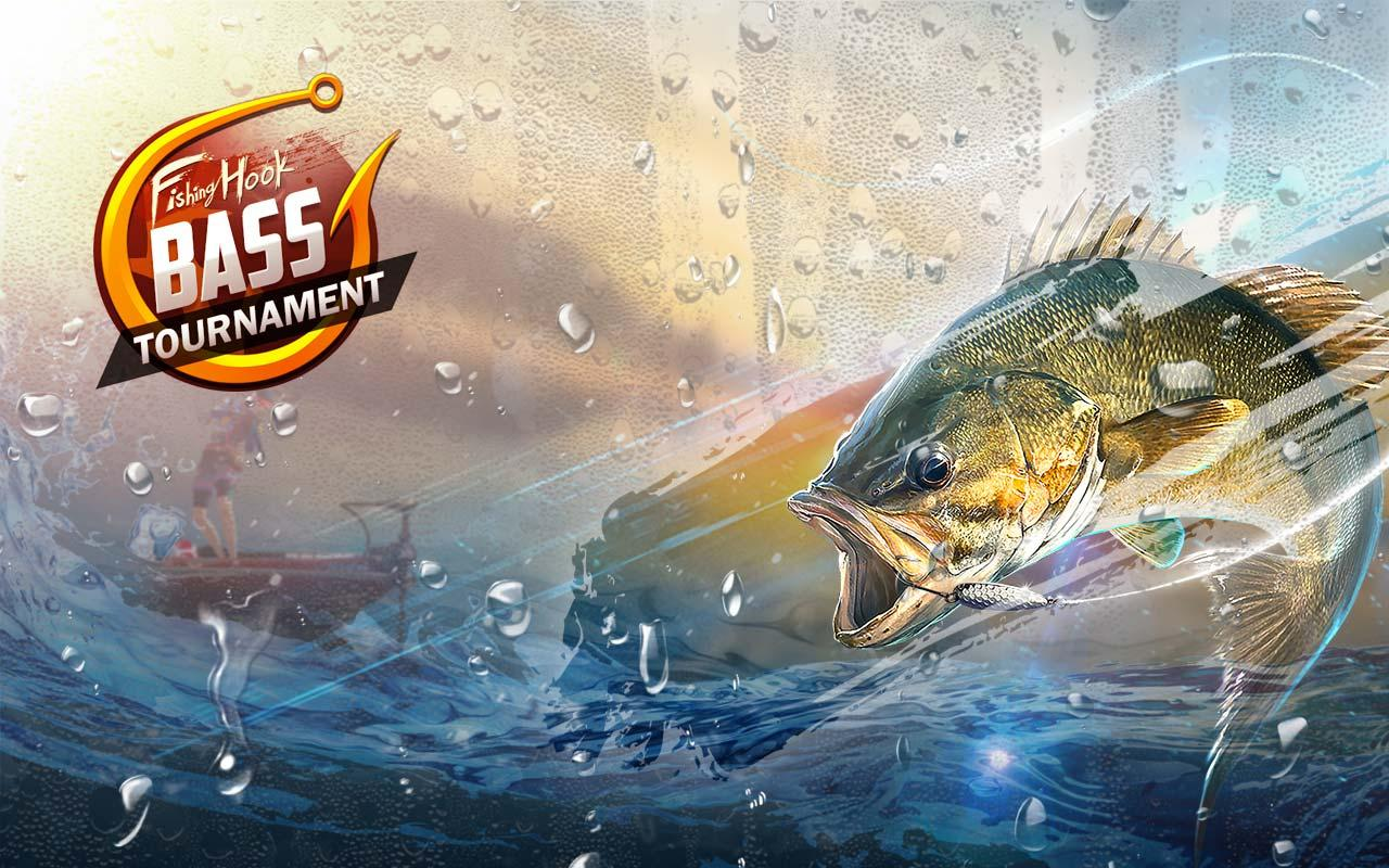 Fishing hook bass tournament android apps on google play for Fishing hook game