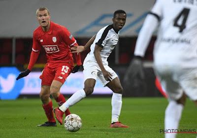 Scholz réagit à son transfert à Bruges