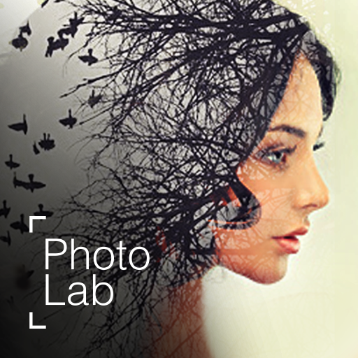 Photo Lab Picture Editor: face effects, art frames Icon