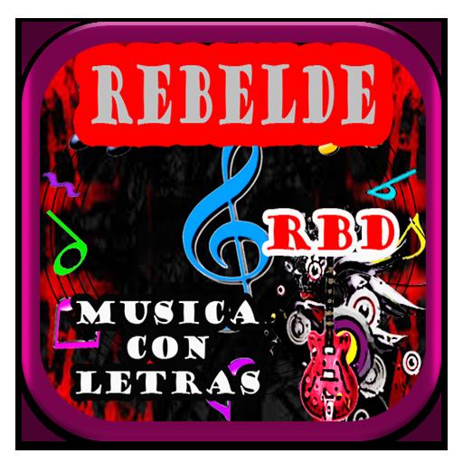 Música de Rebelde Letras 音樂 App LOGO-APP試玩