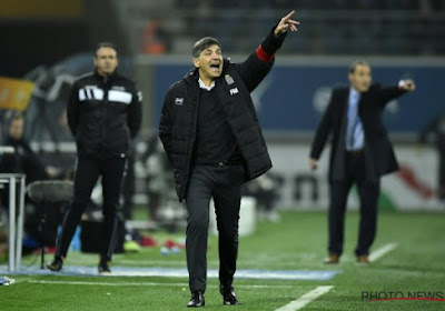 """Mazzu résume la situation de Charleroi: """"Un bon état d'esprit et de l'implication, mais pas de point"""""""