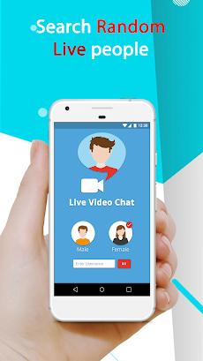 Live Chat - Random Video Chatのおすすめ画像1