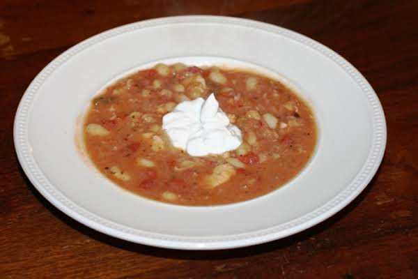 White Chicken Chili Was Pinched From <a Href=http://faithfulprovisions.com/white-chicken-chili/ Target=_blank>faithfulprovisions.com.</a>