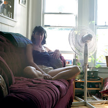 Photo: title: Burdie Burd, Portland, Maine date: 2010 relationship: friends, art, met through Dave Burd years known: 0-5