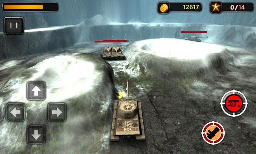 War of Tank 3D 1.8.1 screenshots 6