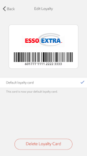 Esso Speedpass+- screenshot thumbnail
