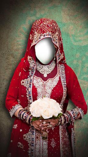 Hijab Wedding Dress Editor 1.5 screenshots 4